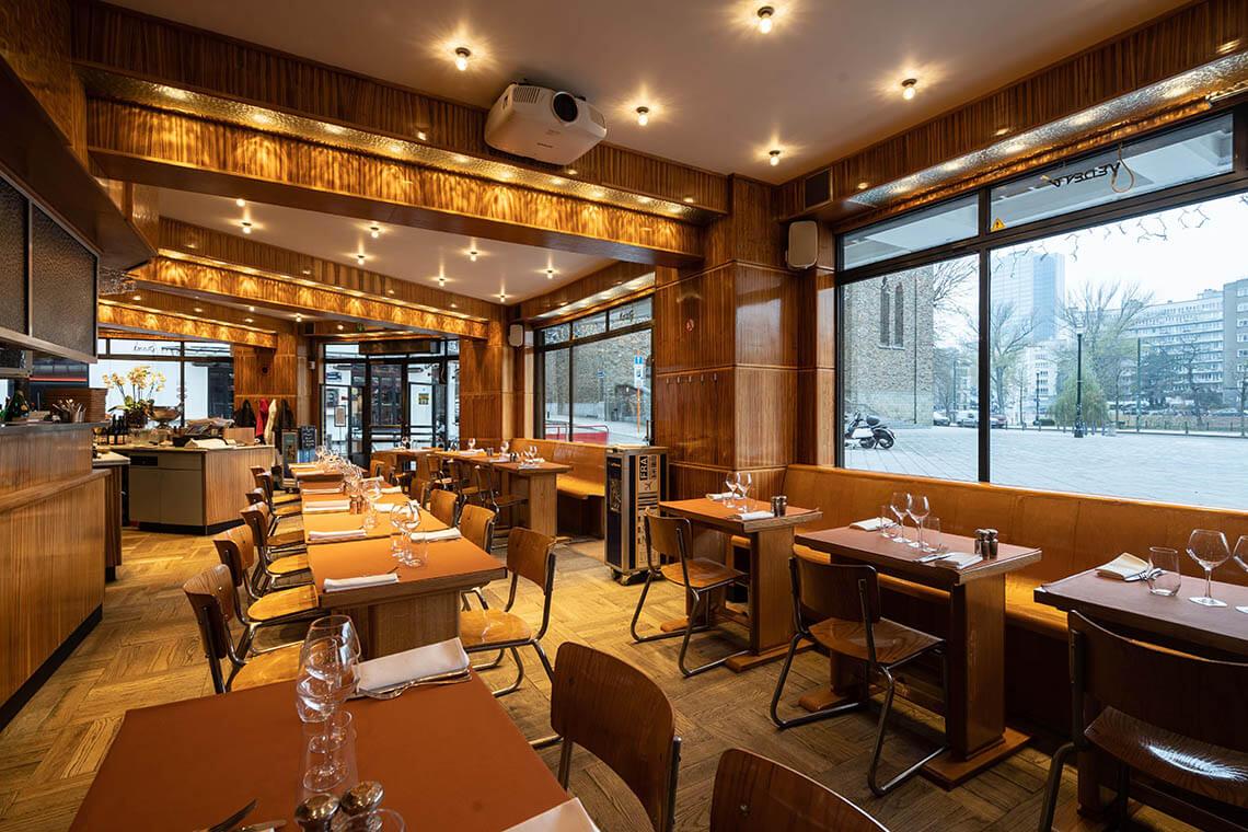 Le Variétés - Restaurant - Flagey
